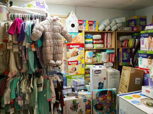 Baby Closet Supplies
